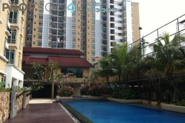 For Sale Condominium at Villa Park, Seri Kembangan Freehold Semi Furnished 3R/2B 408k
