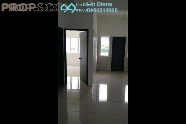 For Sale Condominium at Mahkota Garden Condominium, Bandar Mahkota Cheras Freehold Unfurnished 4R/3B 540k