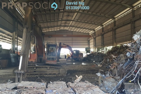 For Sale Factory at Taman Pasir Putih, Pasir Gudang Leasehold Unfurnished 0R/0B 7m