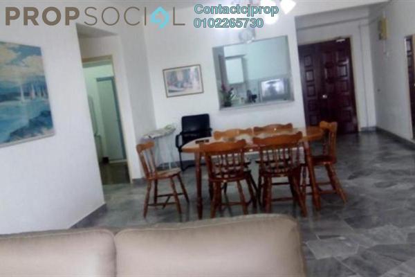 For Rent Condominium at The Palladium, Keramat Freehold Semi Furnished 3R/2B 2.3k