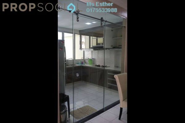 For Rent Condominium at Putra Place, Bayan Indah Leasehold Fully Furnished 3R/2B 1.95k