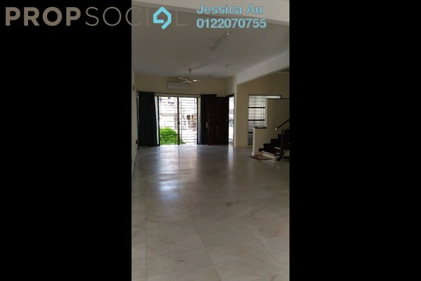 For Sale Superlink at Taman Esplanad, Bukit Jalil Freehold Semi Furnished 5R/4B 1.75m