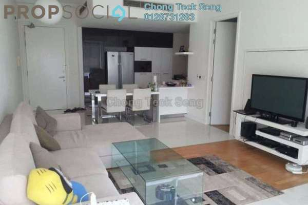 For Sale Serviced Residence at Gateway Kiaramas, Mont Kiara Freehold Fully Furnished 1R/1B 660k