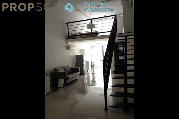 For Rent Condominium at Subang SoHo, Subang Jaya Freehold Fully Furnished 1R/1B 1.8k