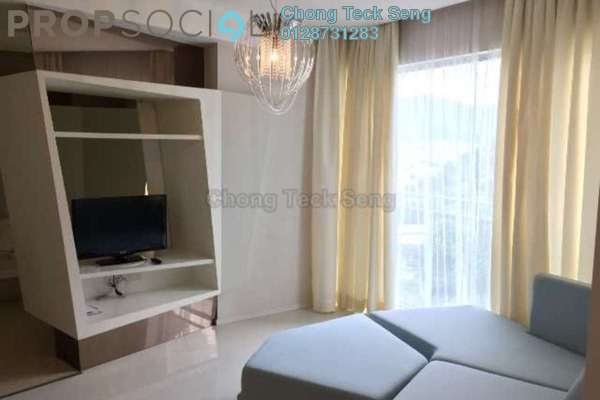 For Sale Serviced Residence at VERVE Suites, Mont Kiara Freehold Fully Furnished 1R/1B 725k