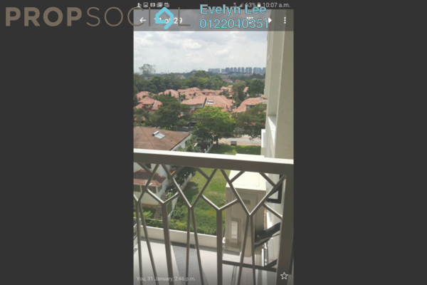 For Rent Condominium at Hijauan Saujana, Saujana Freehold Semi Furnished 3R/2B 2.5k