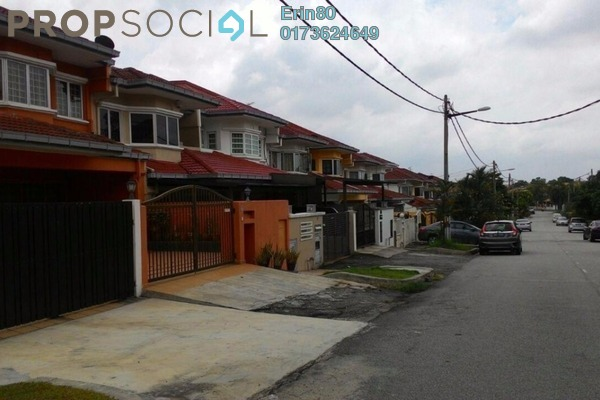 For Sale Terrace at Seri Utama, Kota Damansara Leasehold Semi Furnished 4R/3B 920k