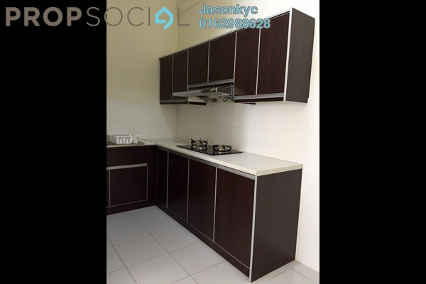 For Rent Serviced Residence at Vue Residences, Titiwangsa Freehold Fully Furnished 2R/1B 2.2k
