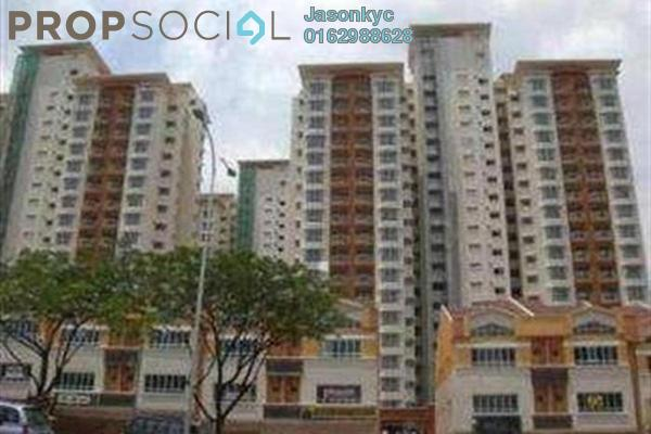 For Rent Condominium at Wangsa Metroview, Wangsa Maju Freehold Fully Furnished 3R/2B 1.7k