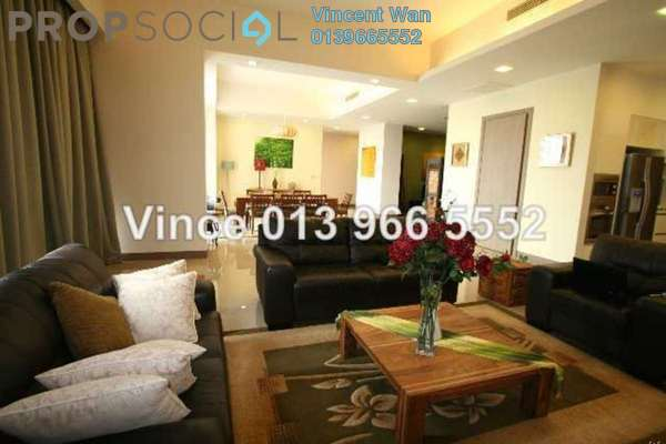 For Rent Condominium at Suria Stonor, KLCC Freehold Fully Furnished 4R/4B 9k