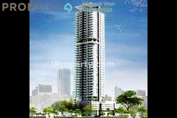For Sale Condominium at Sixceylon, Bukit Ceylon Freehold Fully Furnished 2R/2B 1.5m