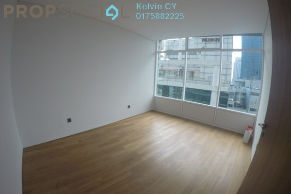 For Sale Serviced Residence at Vortex Suites & Residences, KLCC Freehold Semi Furnished 2R/2B 1.08m