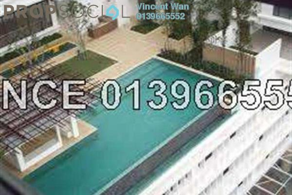 For Sale Condominium at Bangsar Peak, Bangsar Freehold Semi Furnished 3R/4B 3.0百万
