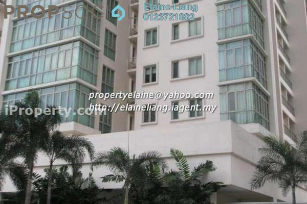 For Rent Condominium at Marc Service Residence, KLCC Freehold Fully Furnished 4R/6B 15k