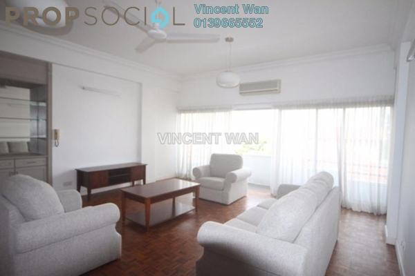 For Rent Condominium at Sri Puteri Apartment, Ukay Leasehold Semi Furnished 4R/3B 4.7k