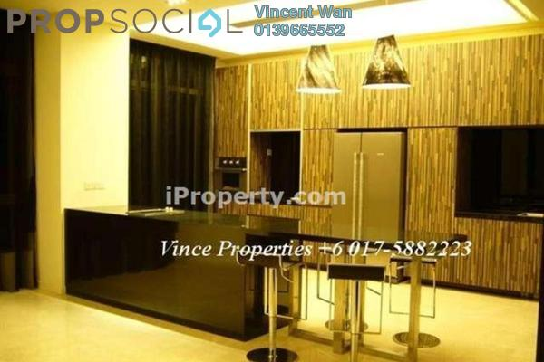 For Rent Condominium at 2 Hampshire, KLCC Freehold Semi Furnished 3R/4B 8k