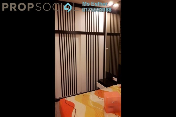 For Sale Condominium at BaysWater, Gelugor Freehold Fully Furnished 3R/2B 980k