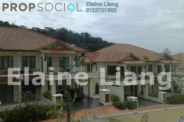 For Rent Semi-Detached at Amarin Kiara, Mont Kiara Freehold Fully Furnished 5R/6B 14k