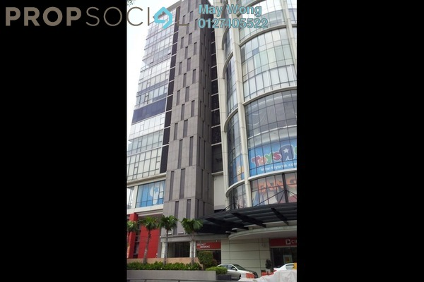 For Sale SoHo/Studio at Empire Subang, Subang Jaya Freehold Semi Furnished 0R/2B 800k