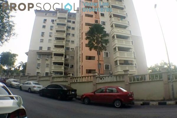 For Rent Condominium at Koi Legian, Bandar Puchong Jaya Leasehold Semi Furnished 4R/3B 1.5k