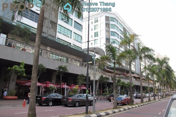 For Sale Office at Solaris Mont Kiara, Mont Kiara Freehold Semi Furnished 0R/0B 1.83m