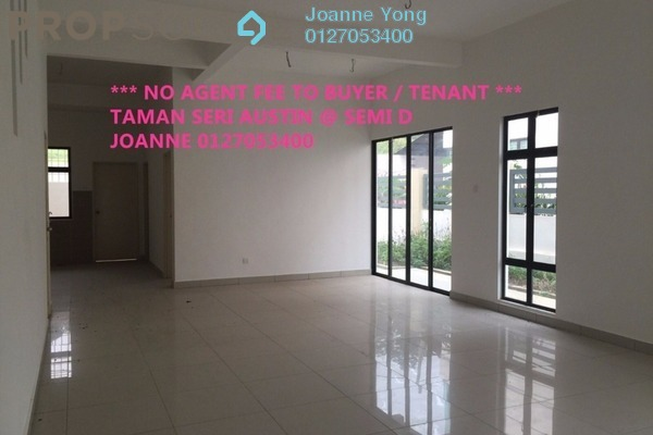 For Sale Semi-Detached at Seri Austin, Tebrau Freehold Unfurnished 5R/4B 938k