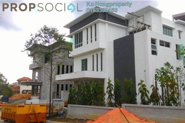 For Sale Bungalow at Emerald East, Rawang Freehold Semi Furnished 6R/8B 2.8m