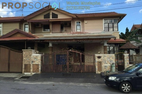 For Sale Semi-Detached at Section 30, Shah Alam Freehold Semi Furnished 5R/4B 1.3m