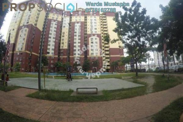 For Sale Serviced Residence at Mentari Court 1, Bandar Sunway Leasehold Semi Furnished 3R/2B 245k