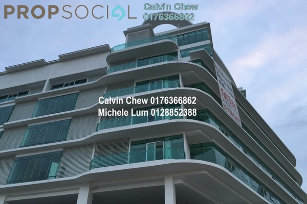For Rent Office at The Landmark, Klang Freehold Unfurnished 0R/2B 2.6k