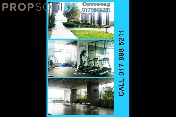 For Sale Serviced Residence at Avantas Residences, Old Klang Road Freehold Semi Furnished 2R/2B 749k