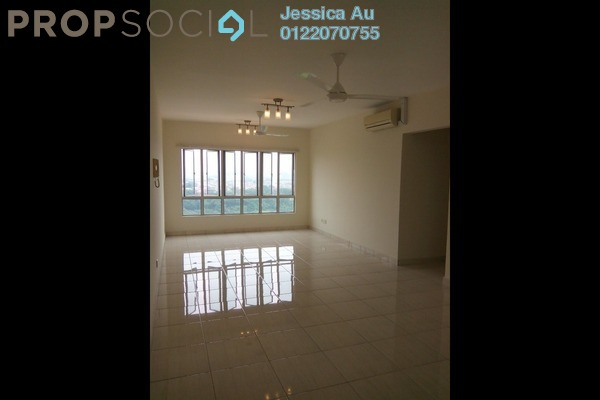 For Sale Condominium at Green Avenue, Bukit Jalil Freehold Semi Furnished 3R/2B 520k