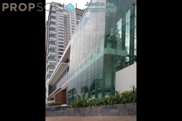 For Sale Condominium at Seringin Residences, Kuchai Lama Freehold Unfurnished 2R/3B 930k