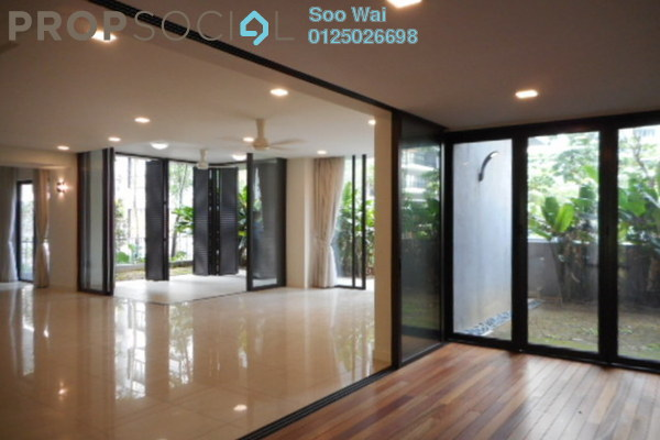 For Rent Condominium at Five Stones, Petaling Jaya Freehold Semi Furnished 4R/4B 9k