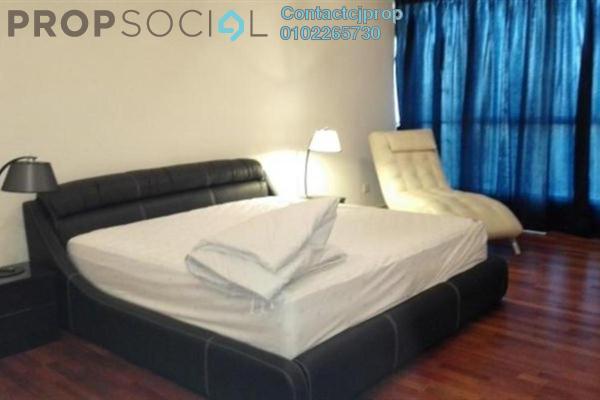 For Rent Condominium at Casa Kiara II, Mont Kiara Freehold Semi Furnished 3R/3B 3.88k