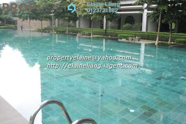 For Rent Condominium at Dua Residency, KLCC Freehold Fully Furnished 4R/6B 9k