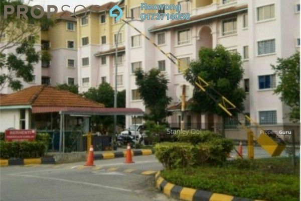 For Sale Apartment at Astana Parkhomes, Sungai Petani Freehold Semi Furnished 3R/2B 130k