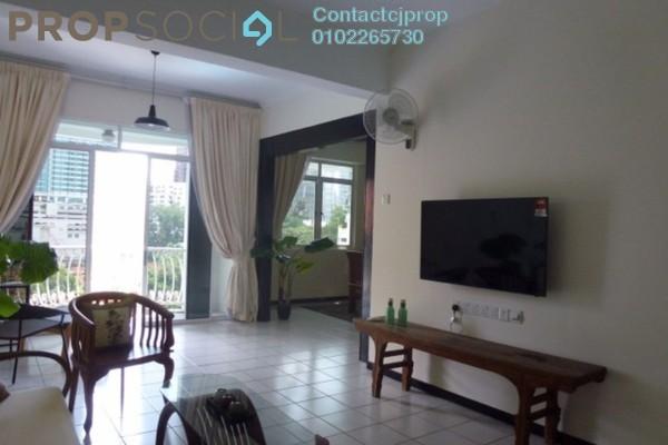 For Sale Apartment at Villaria, Bukit Antarabangsa Leasehold Semi Furnished 3R/2B 465k
