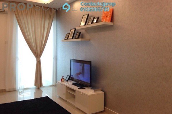 For Rent Serviced Residence at Centrestage, Petaling Jaya Leasehold Semi Furnished 2R/2B 2.2k