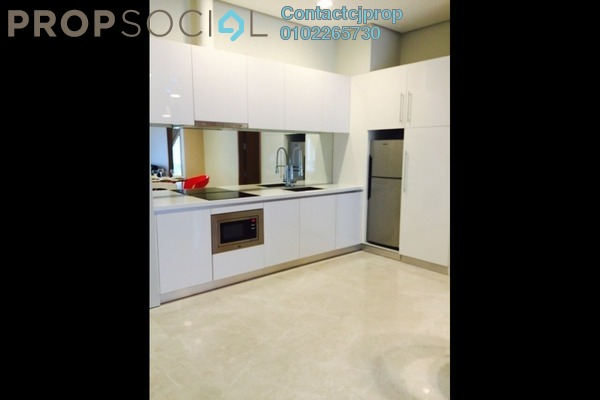 For Rent Serviced Residence at Senza Residence, Bandar Sunway Leasehold Semi Furnished 4R/2B 3.9k