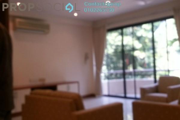 For Rent Terrace at Pinggiran Kiara, TTDI Freehold Semi Furnished 4R/3B 1.6千