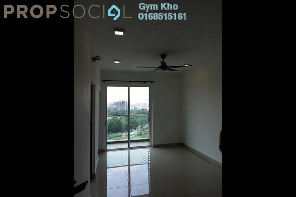 For Rent Condominium at Hijauan Saujana, Saujana Freehold Semi Furnished 1R/1B 1.2k
