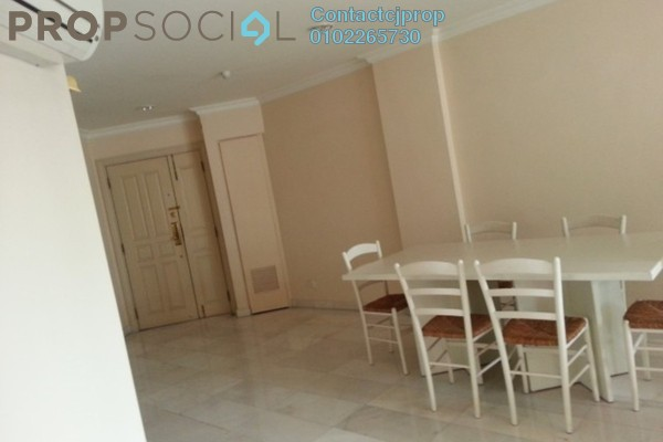 For Sale Apartment at Taman Mastiara, Jalan Ipoh Leasehold Semi Furnished 4R/2B 290k