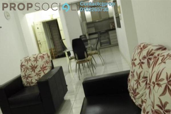 For Sale Condominium at Sri Damansara Court, Bandar Sri Damansara Freehold Semi Furnished 3R/1B 350k