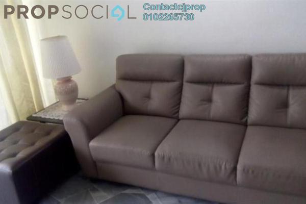 For Sale Condominium at City Garden Palm Villa, Pandan Indah Leasehold Semi Furnished 2R/2B 550k