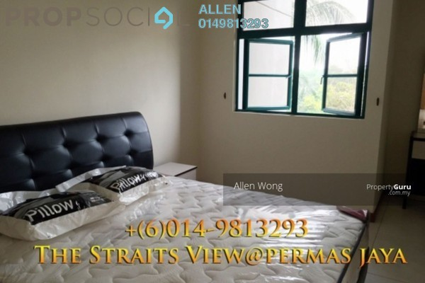 For Rent Condominium at The Straits Regency, Tanjung Bungah Freehold Fully Furnished 3R/3B 3k