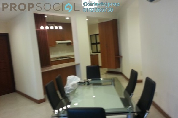 For Rent Condominium at Anjung Villa, Sentul Leasehold Semi Furnished 3R/2B 2.2k