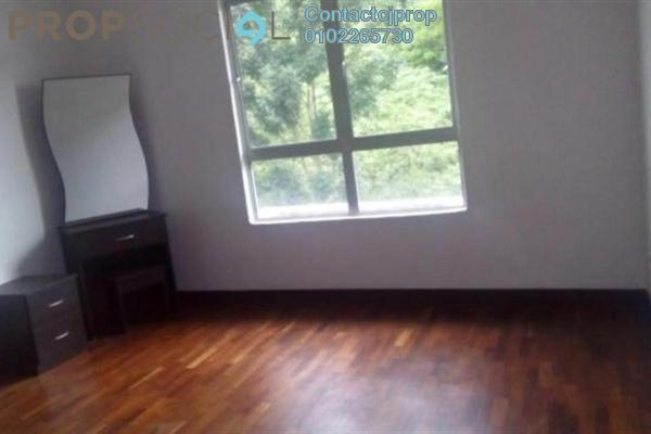For Rent Condominium at Changkat View, Dutamas Freehold Semi Furnished 3R/2B 1.7k