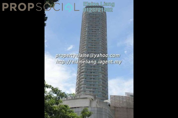 For Rent Condominium at K Residence, KLCC Freehold Semi Furnished 2R/5B 10k