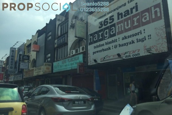 For Rent Shop at SS15, Subang Jaya Freehold Semi Furnished 0R/0B 5.5k